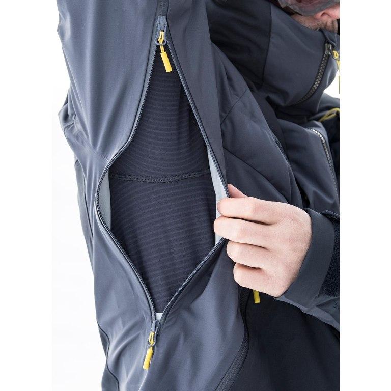 Image of Bergans Hemsedal Hybrid Jacket - dark navy/night blue