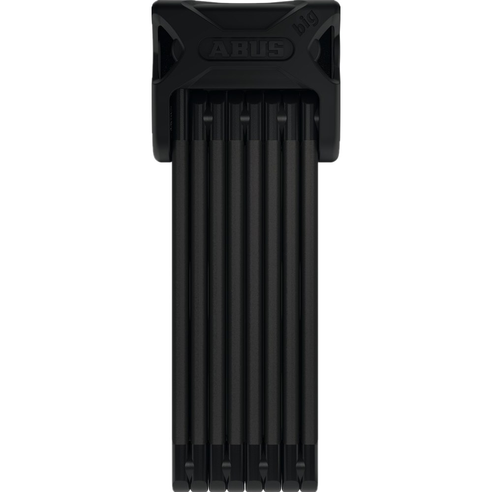 ABUS Bordo Big 6000/120 SH - Candado plegable - Negro