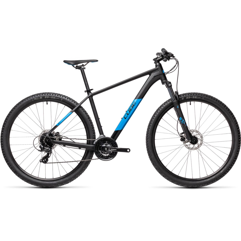CUBE AIM Pro - Mountainbike - 2021 - black/blue