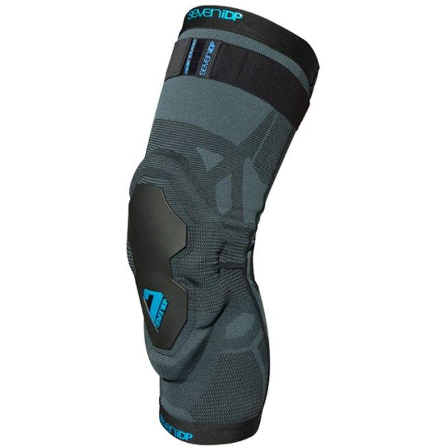 Imagen de 7 Protection 7iDP Project Knee Pads - grey-blue