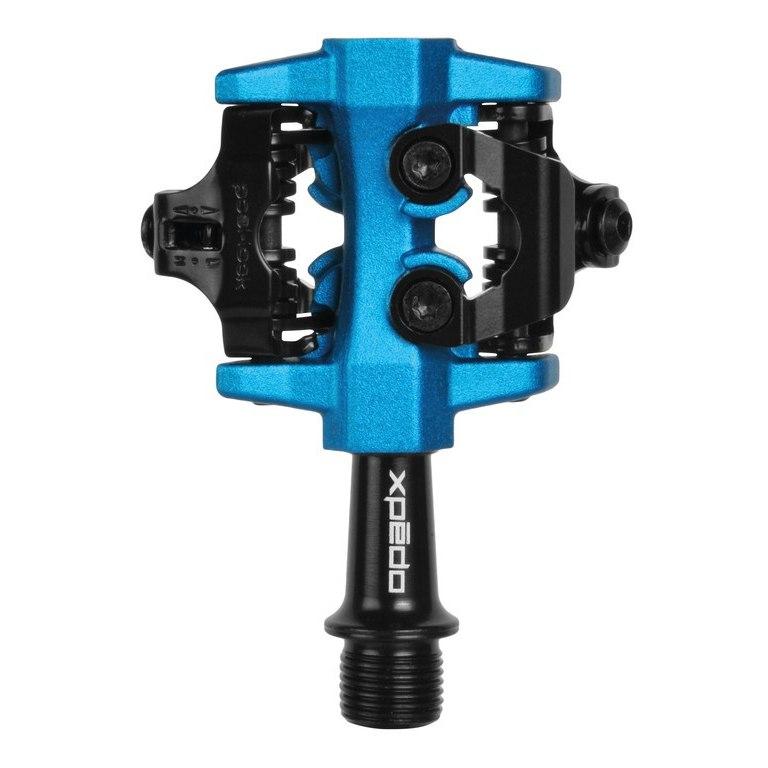 Xpedo CXR Pedal - schwarz/blau