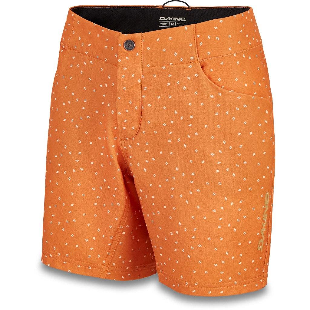 """Dakine Women's Faye Shorts 7"""" - Desert Sun Micro Dash"""