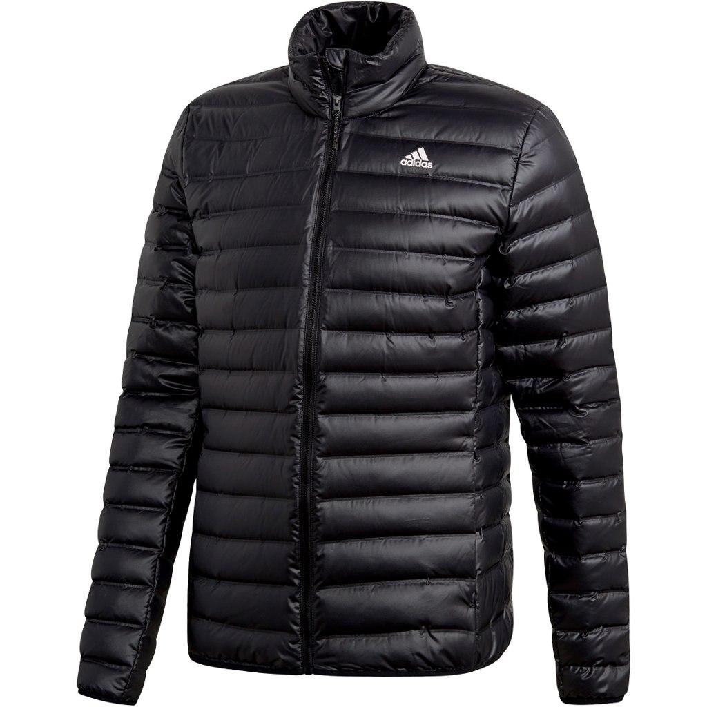 adidas Men's Varilite Down Jacket - black BS1588