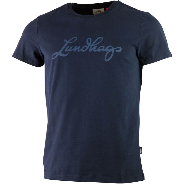 Image of Lundhags Tee - Deep Blue 472