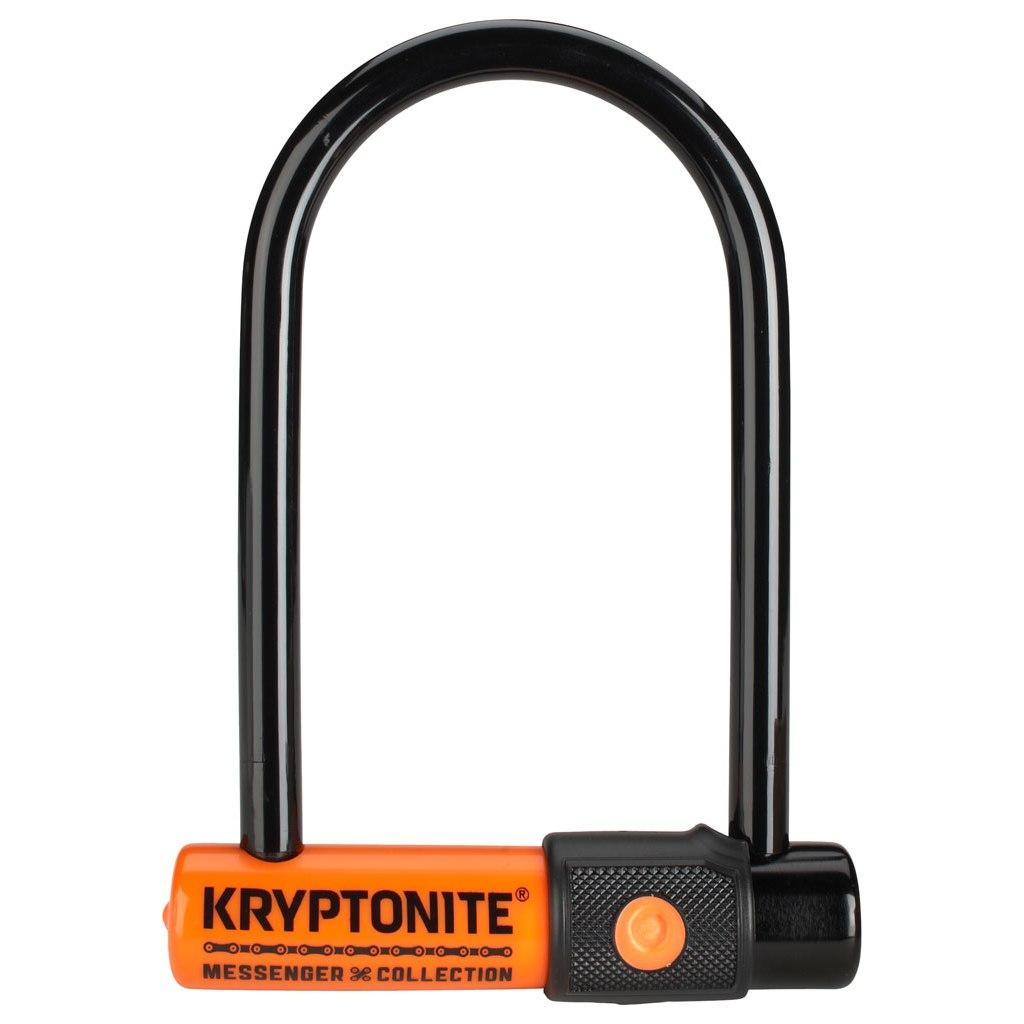 Kryptonite Messenger Mini U-Lock