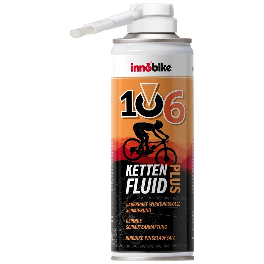 innobike 106 KETTENFLUID Plus & Pinselaufsatz - 300ml