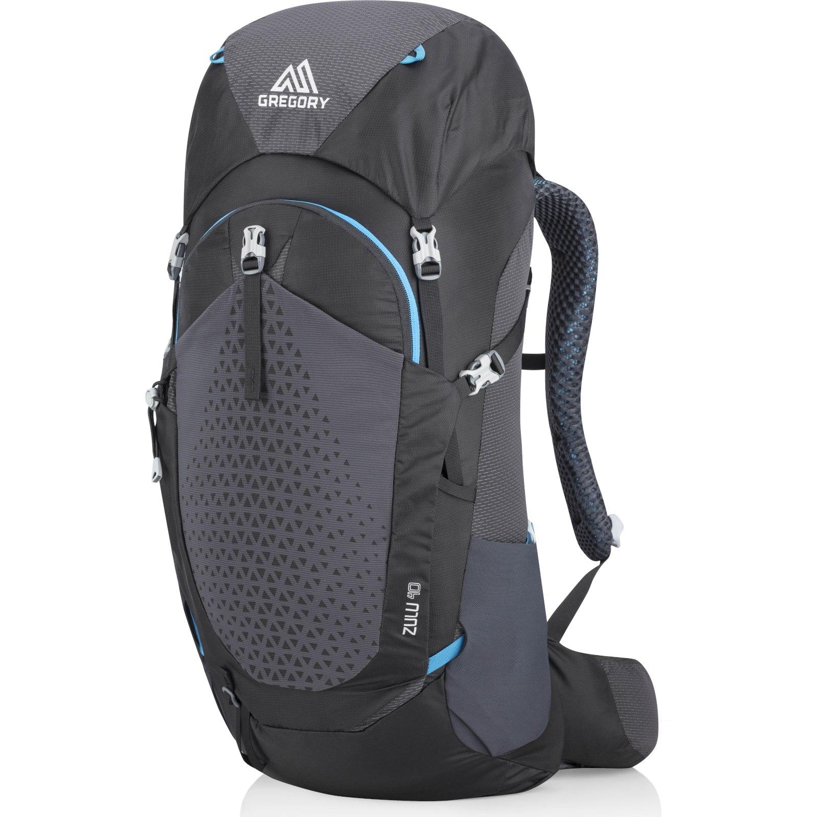 Gregory Zulu 40 Backpack - Ozone Black