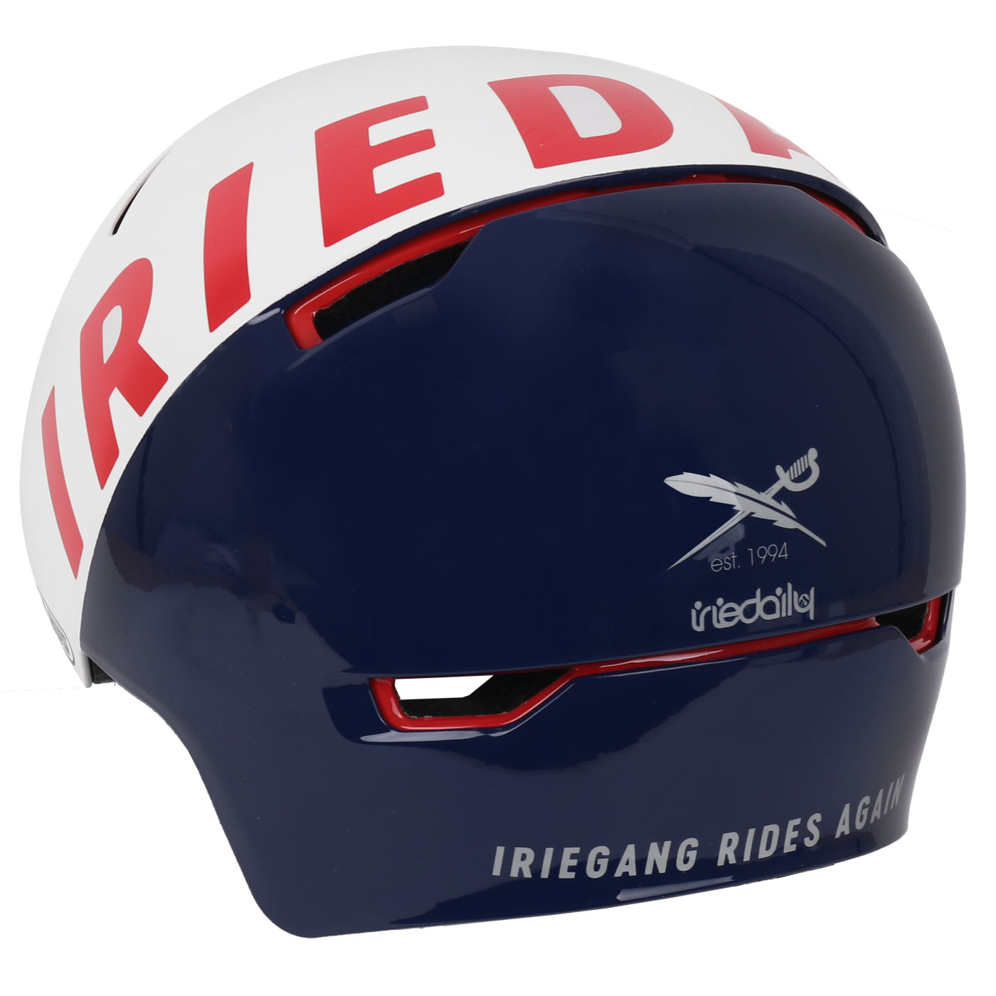 Imagen de ABUS Scraper 3.0 ACE Iriedaily Helmet - white