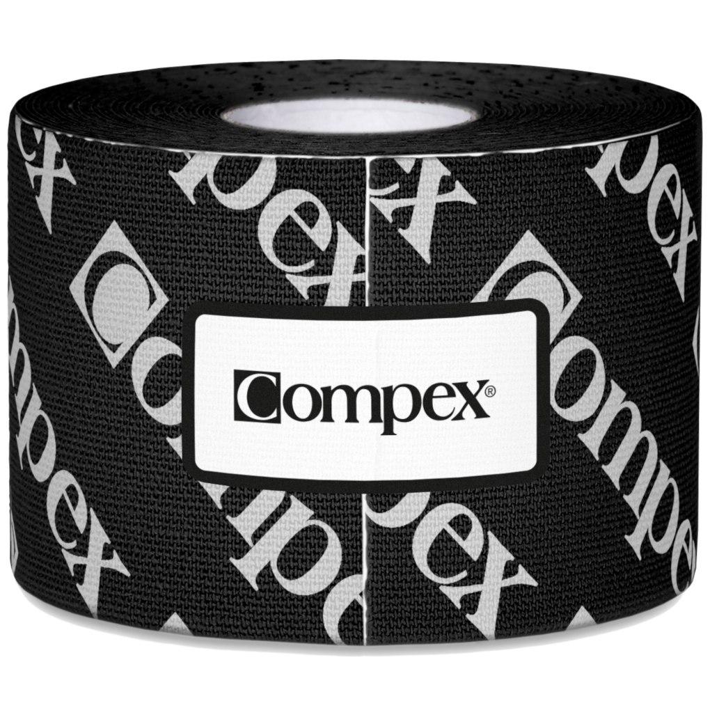 Produktbild von Compex Kinesiologie Tape - schwarz
