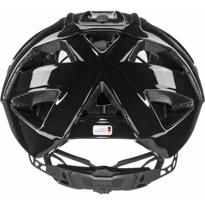 Image of Uvex quatro Helmet - all black