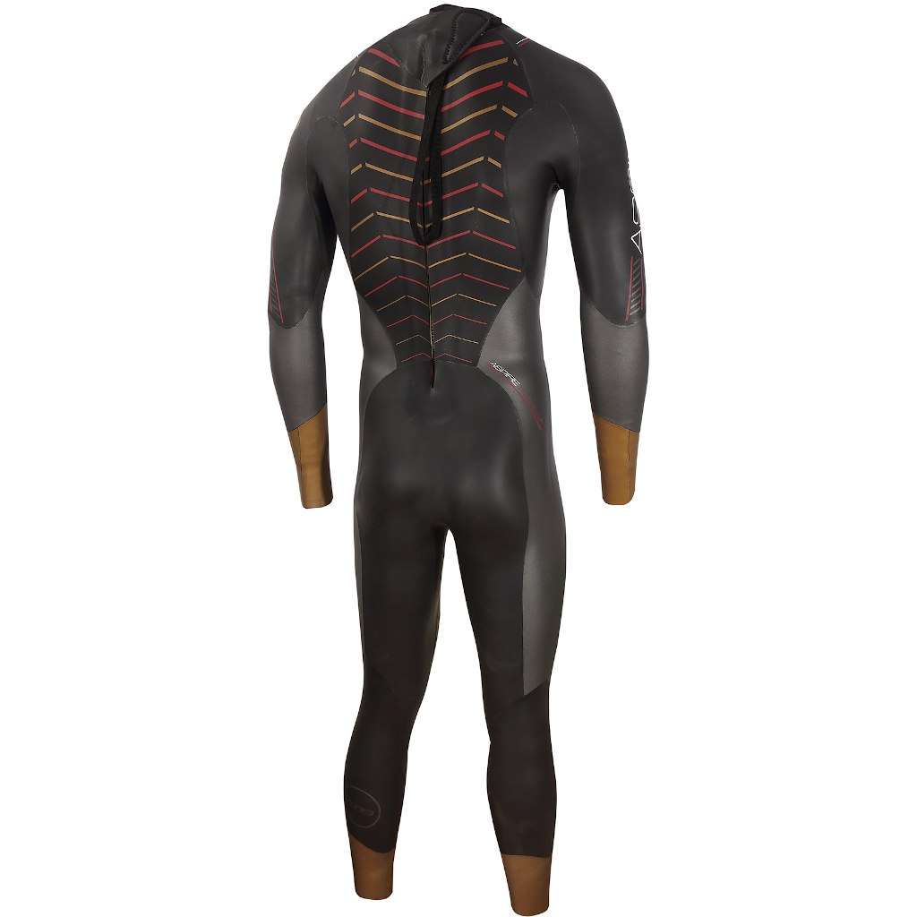 Image of Zone3 Men's Thermal Aspire Wetsuit - black