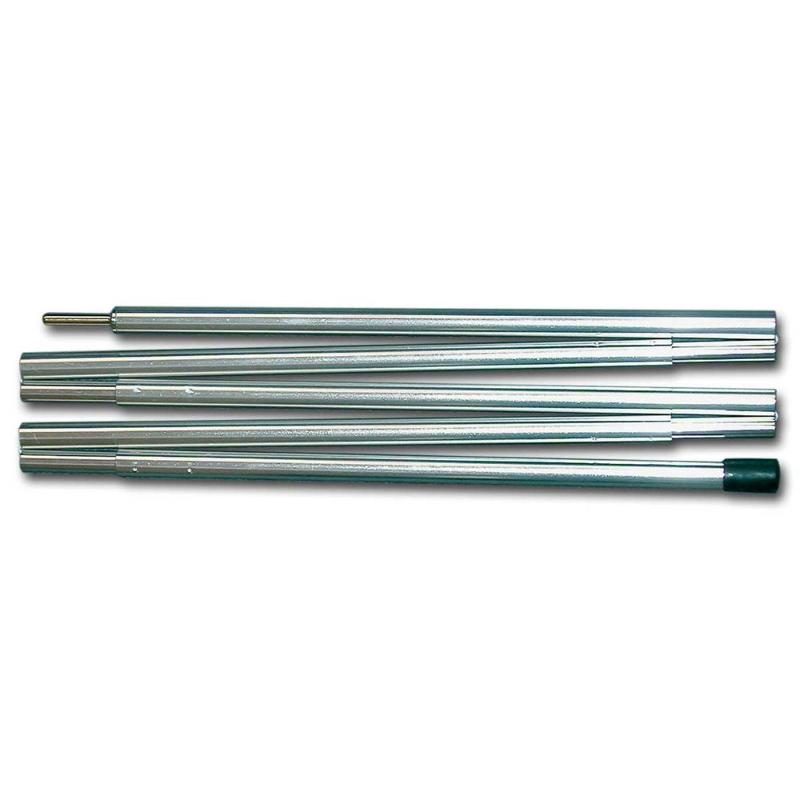 Wechsel Tarppole 150 cm Tarpstange - Silver