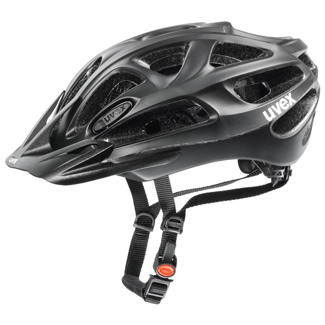 Uvex supersonic cc Helmet - black mat