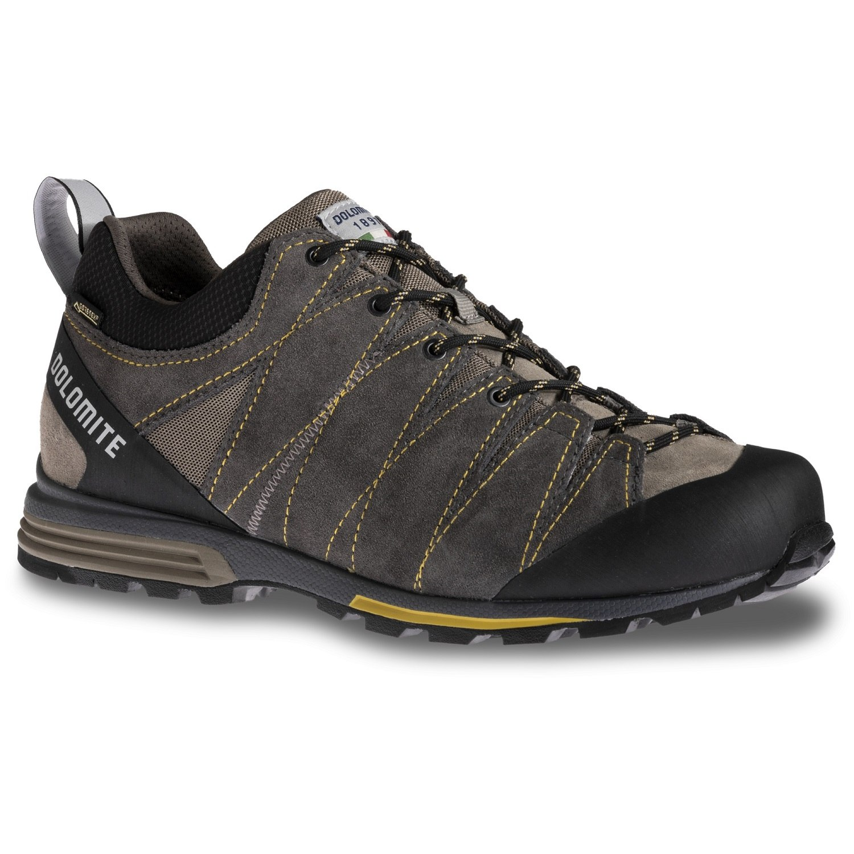Dolomite Diagonal Pro GTX Shoe - graphite grey/bamboo green