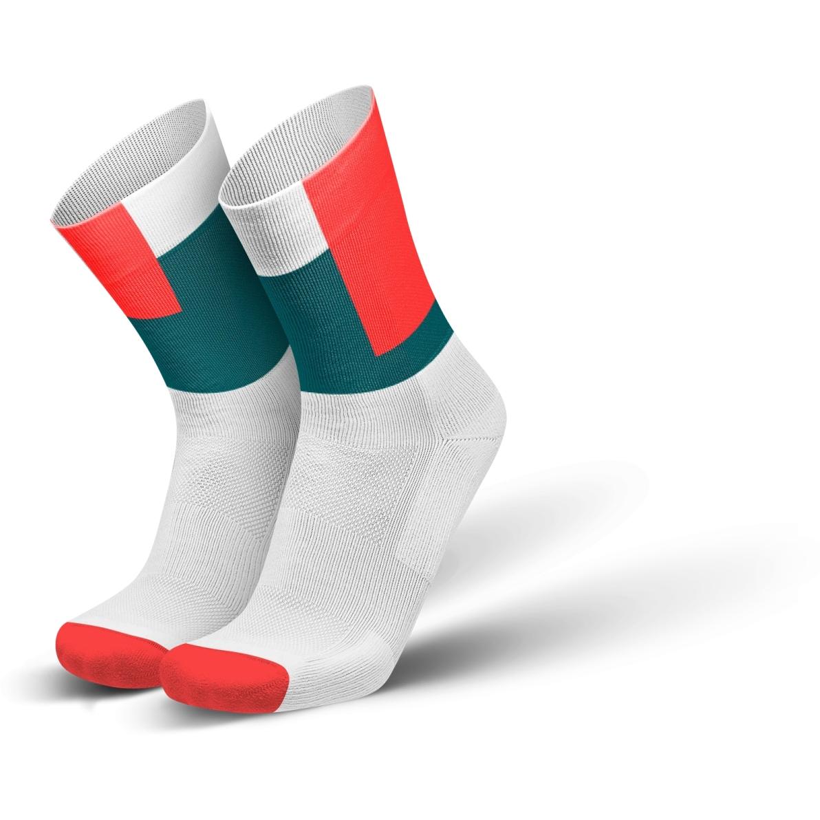 Produktbild von INCYLENCE Running Squares Socken - Inferno