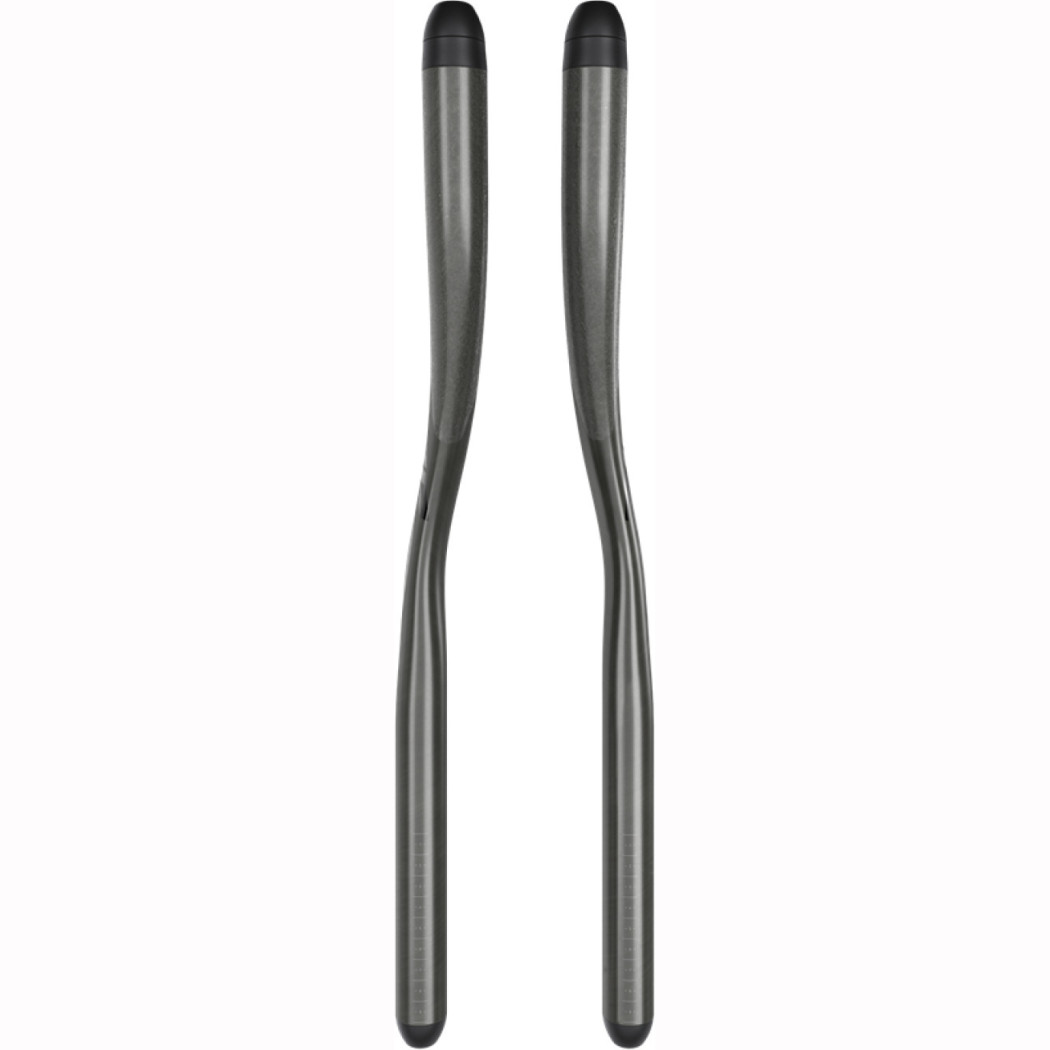 ZIPP Vuka Carbon Evo Extensions - 110mm, schwarz