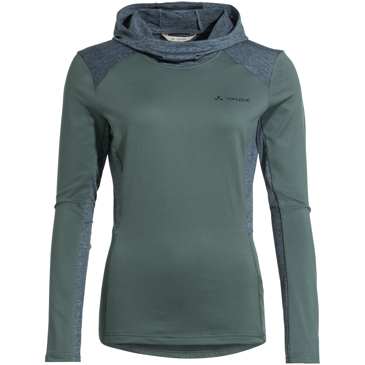 Vaude Women's Qimsa LS T-Shirt - dusty forest