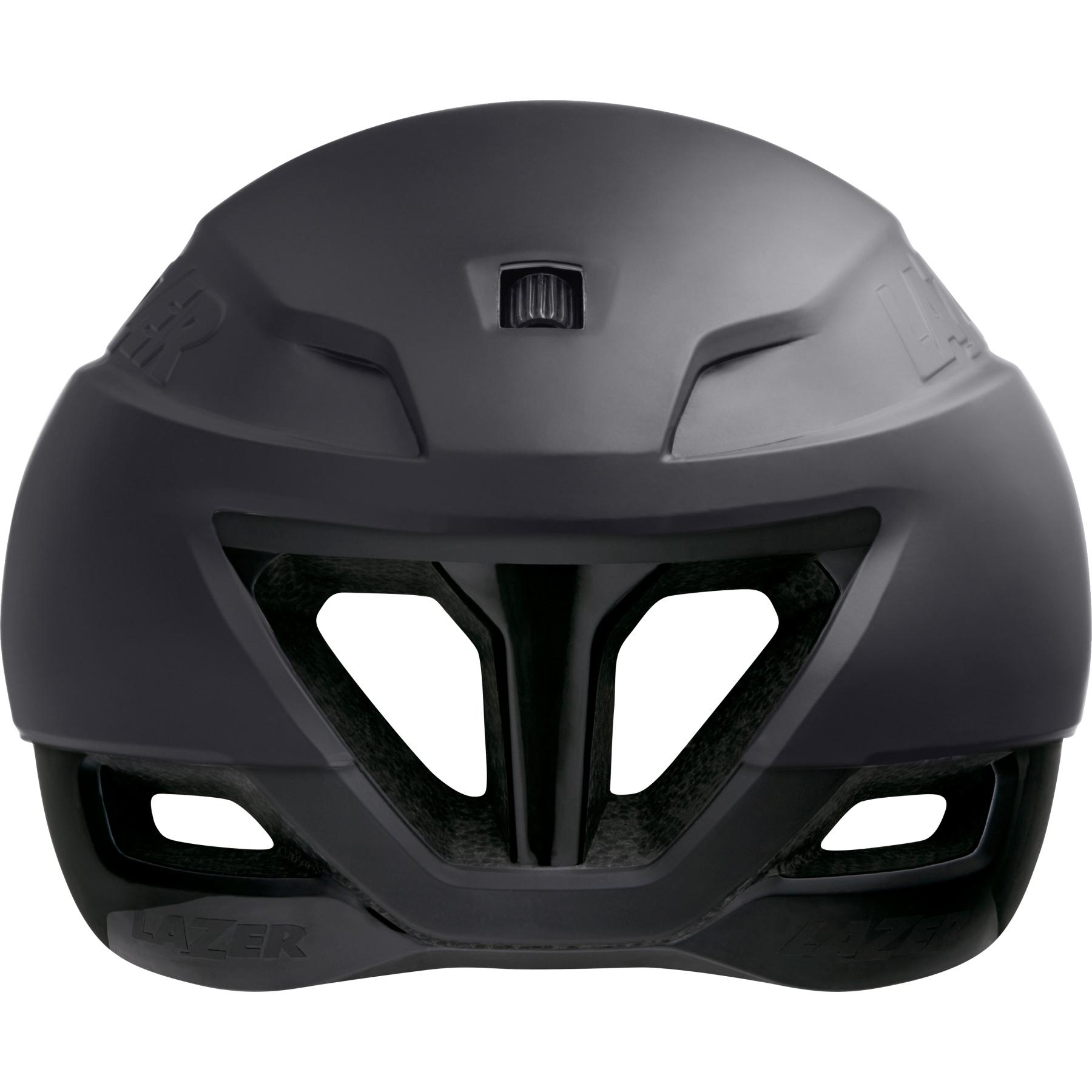 Bild von Lazer Aeroshell Abdeckung für Sphere Helm - black reflective