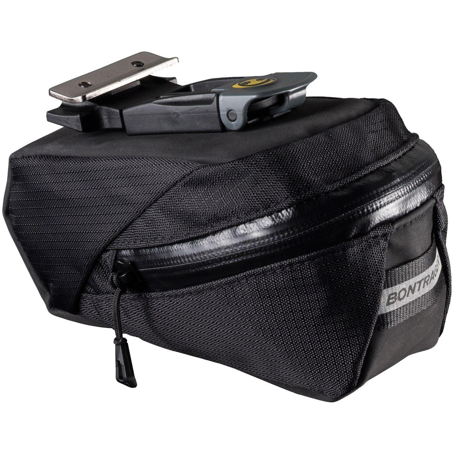 Bontrager Pro Quick Cleat Medium Seat Pack - black