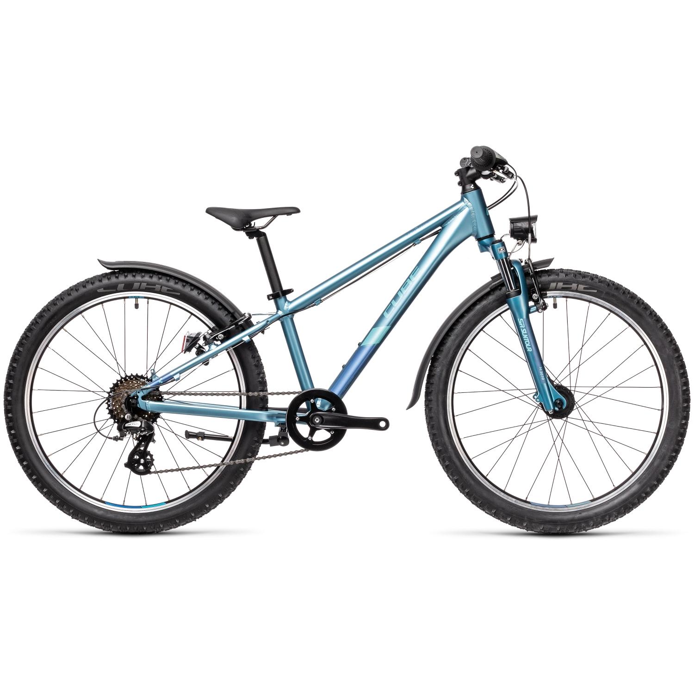CUBE ACID 240 Allroad - 24 Pulgadas Bicicleta para niños - 2022 - artic blue/mint A00