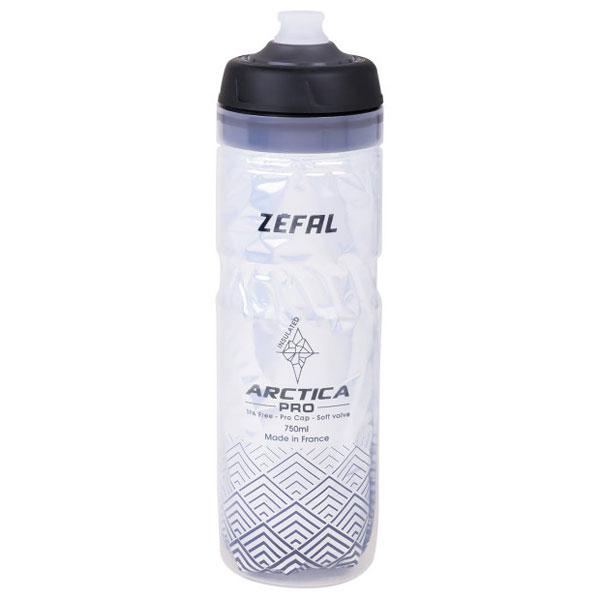 Bild von Zéfal Arctica Pro 75 Trinkflasche 750ml - silver black