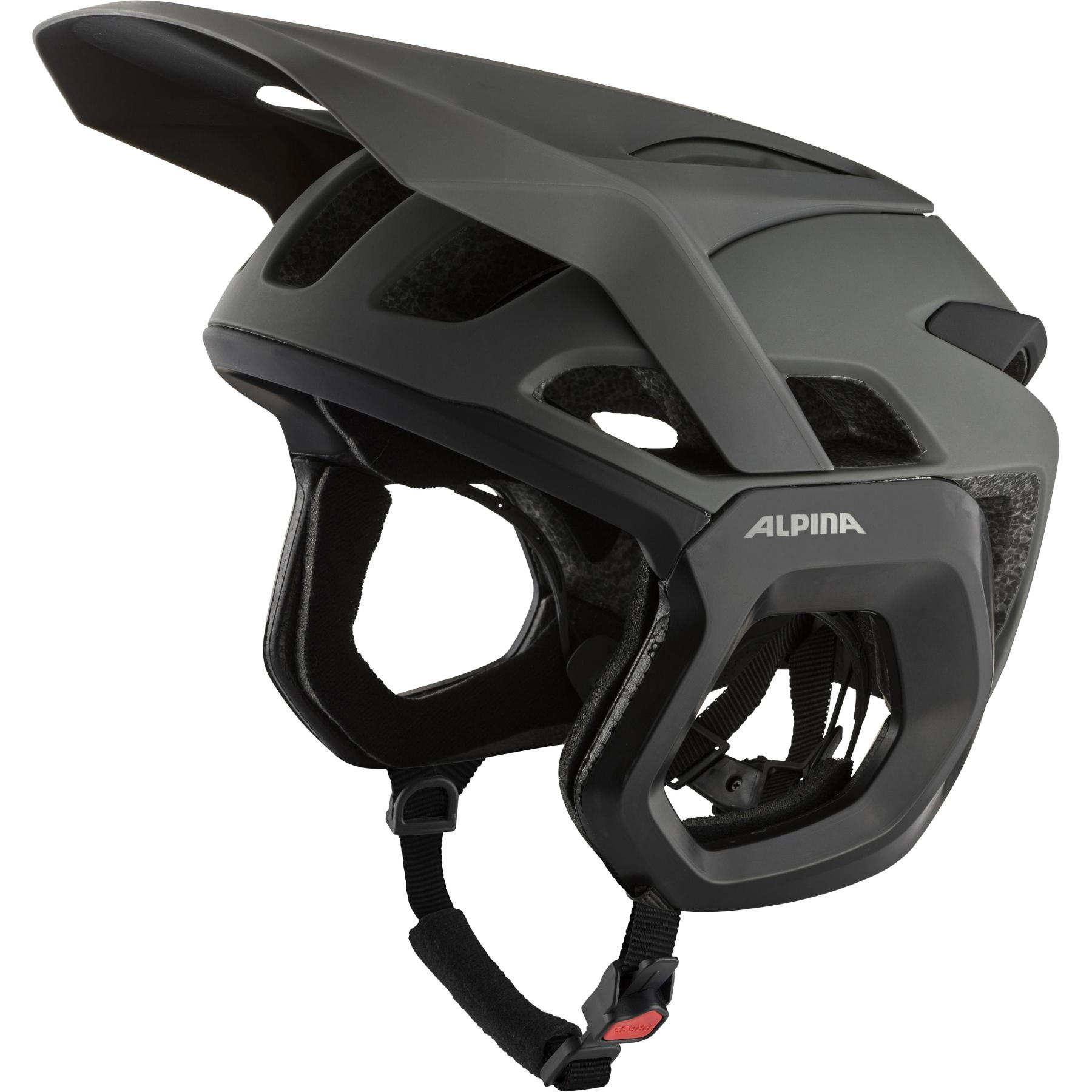 Alpina Rootage Evo Helmet - coffee-grey matt
