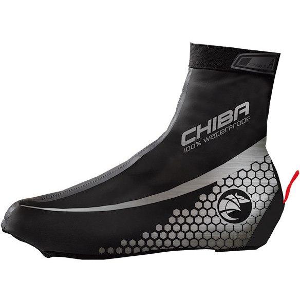 Chiba Race Shoecovers - black