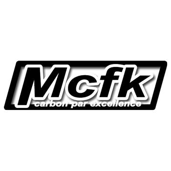 Mcfk Decal for Handlebar