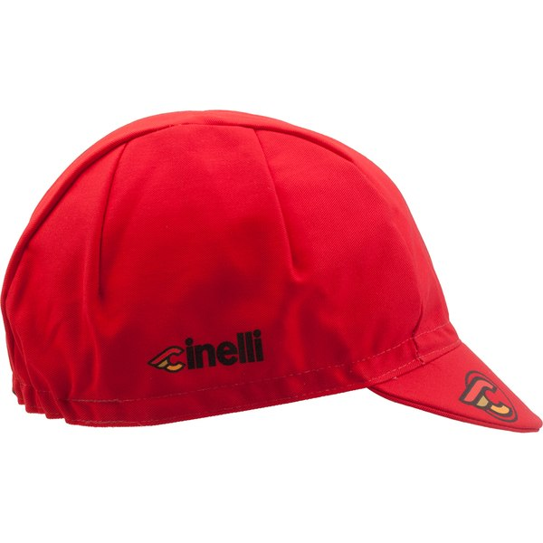 Image of Cinelli Supercorsa Cap - Rosso