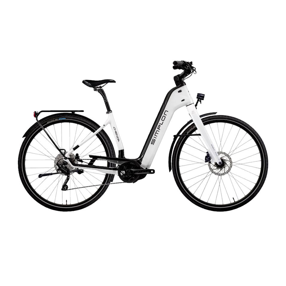 Produktbild von Simplon CHENOA CX UNI Deore11 - Tiefeinstieg E-Bike - 2021 - pearlwhite
