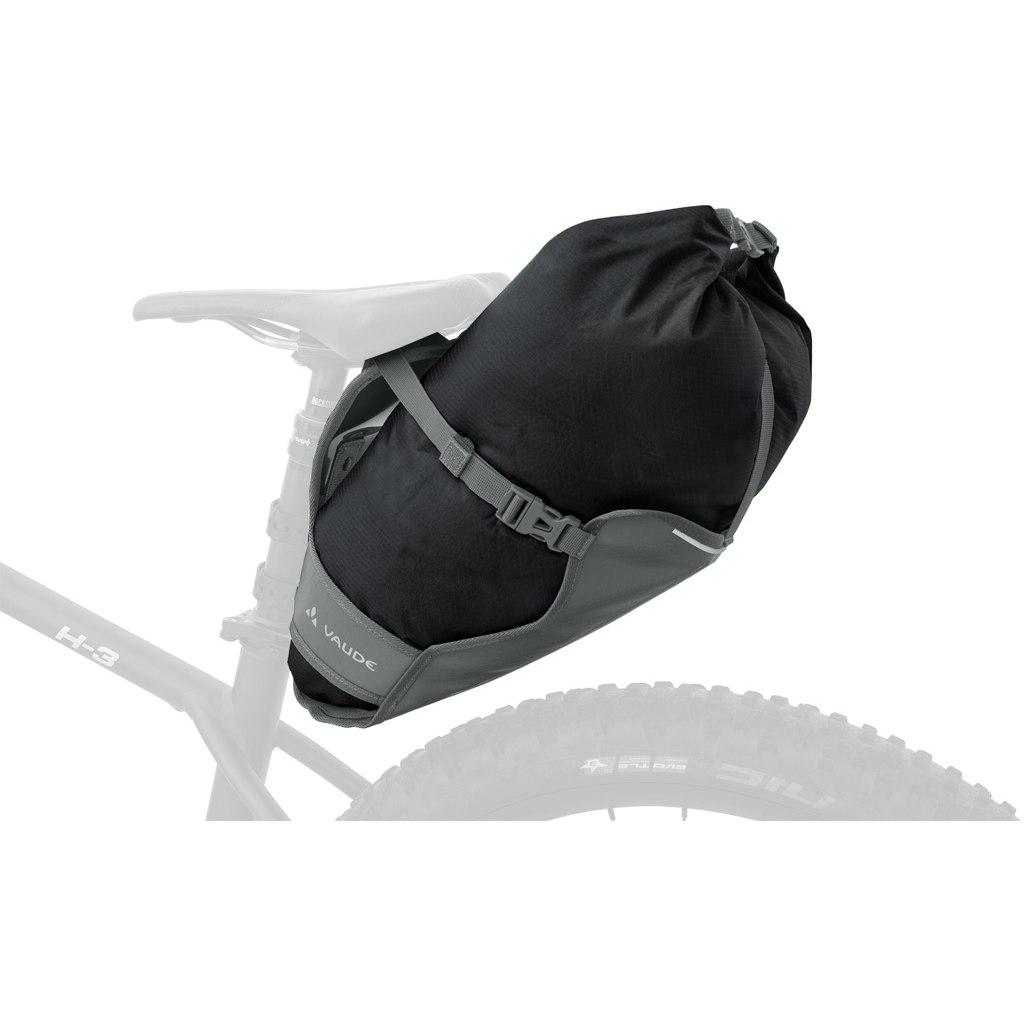 Image of Vaude Trailsaddle Saddle Bag - black uni