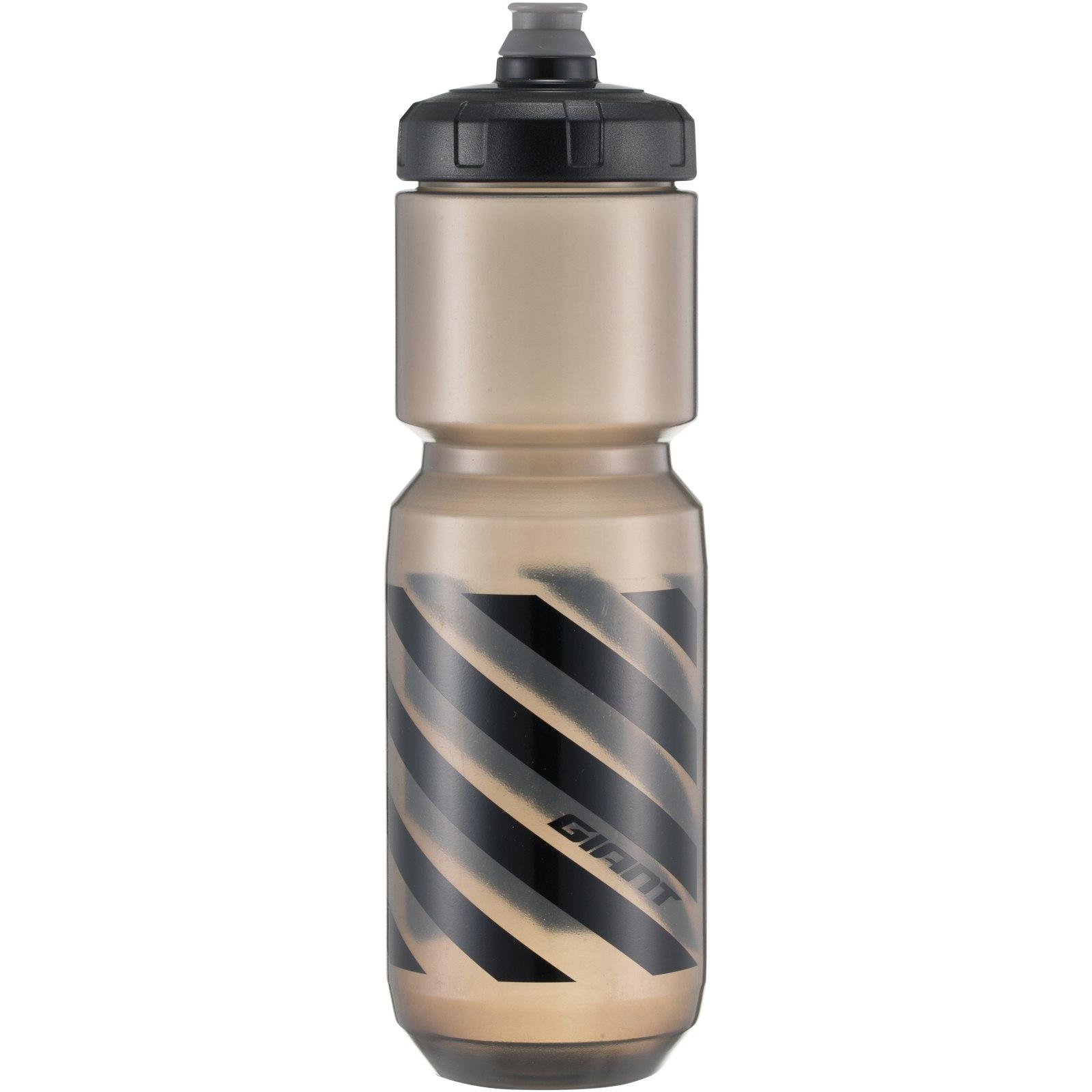 Giant Doublespring Bottle 750ml - transparent black/black