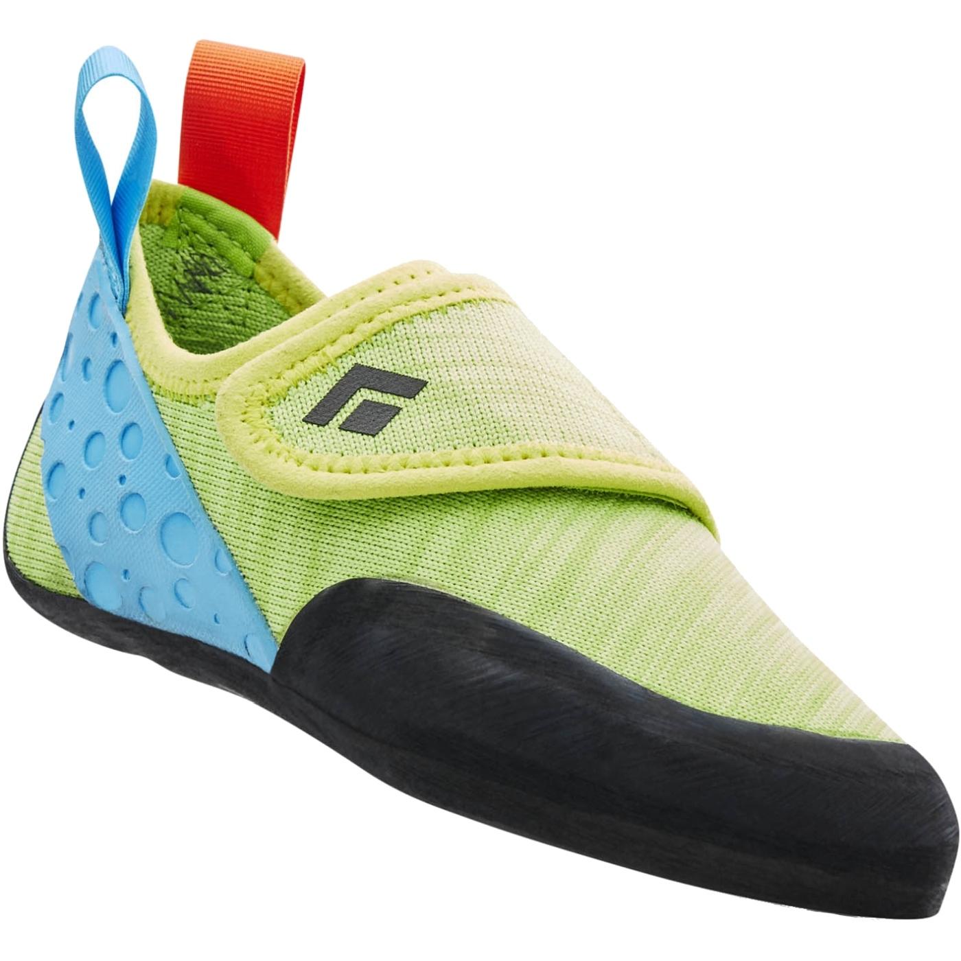Image of Black Diamond Kid's Momentum Climbing Shoes - Macaw