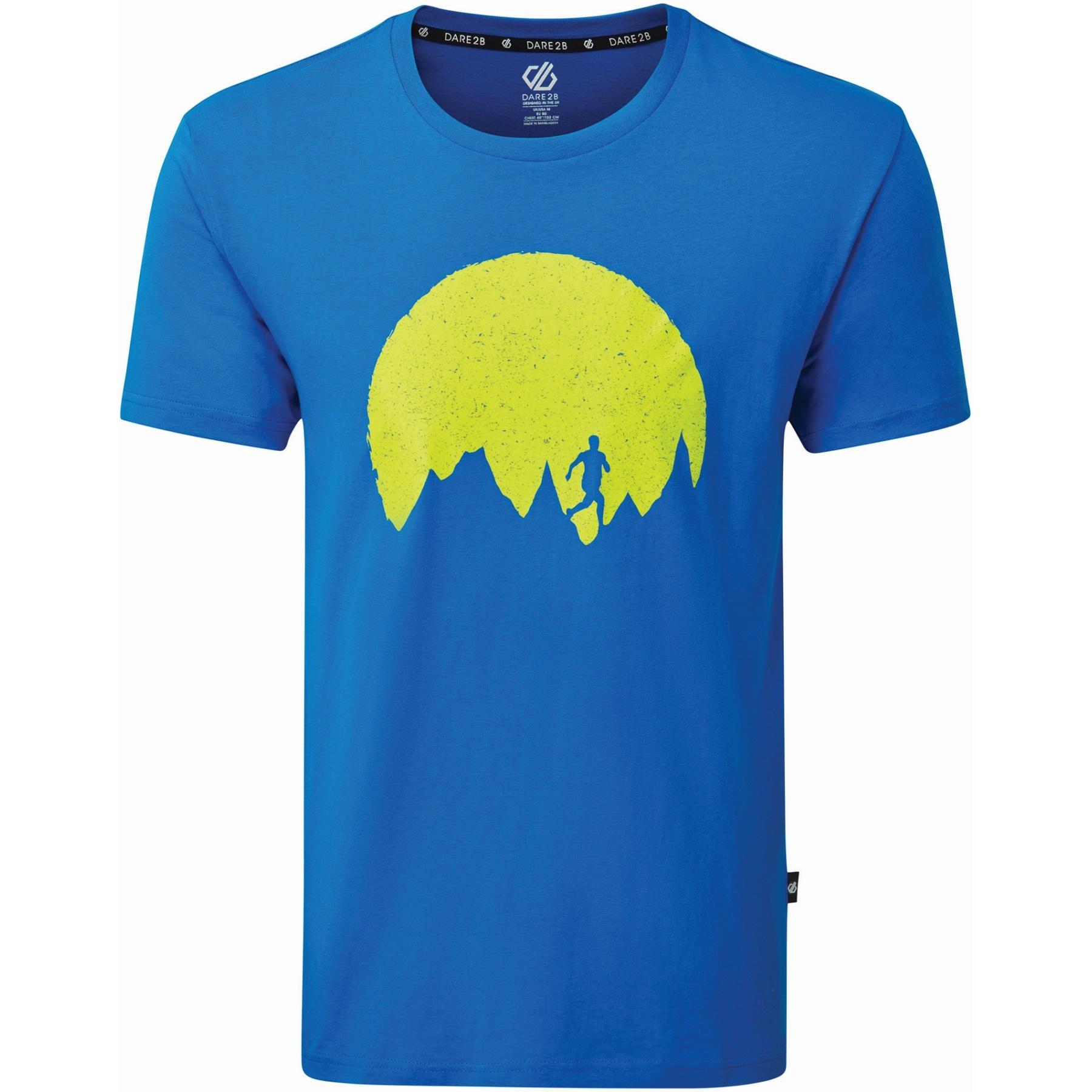 Foto de Dare 2b Determine Camiseta - 4PA Athletic Blue