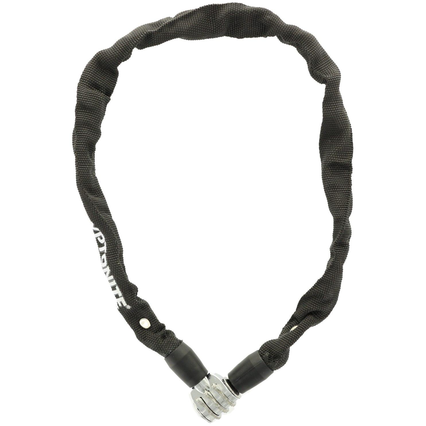 Kryptonite Keeper 465 Combo Chain Lock - black