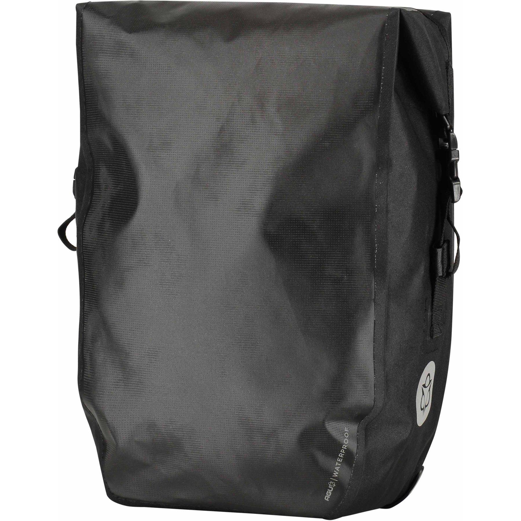 AGU Shelter Clean Single Bike Bag - Large 21L - hi-vis reflection