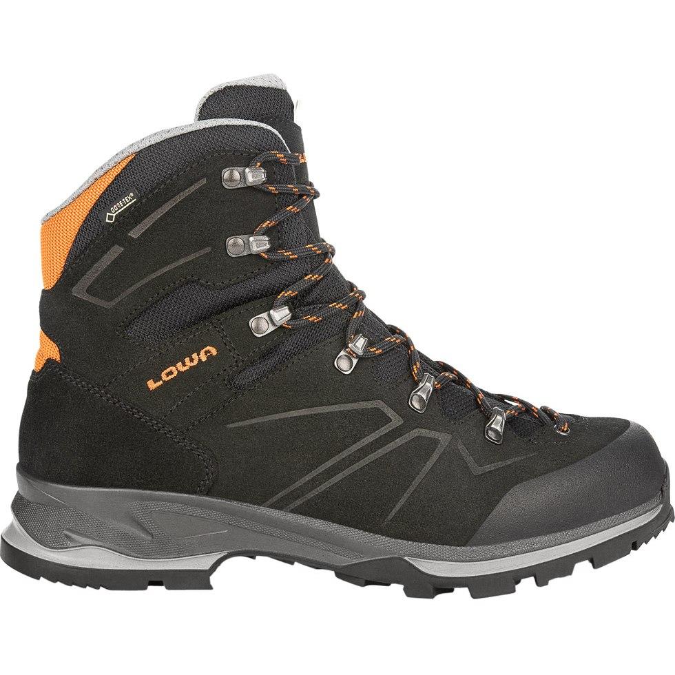 LOWA Baldo GTX Shoe - black/orange