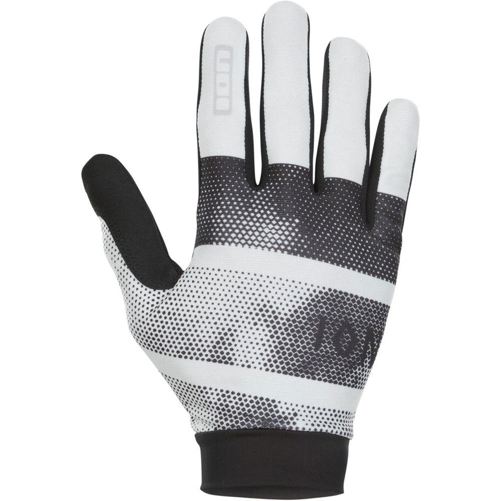 ION Bike Glove Scrub - white