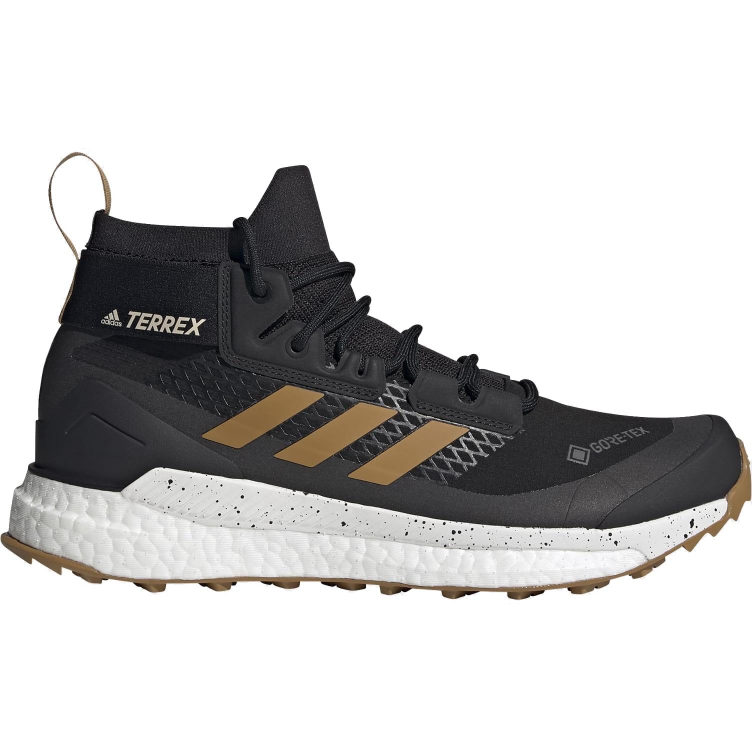 adidas TERREX Free Hiker GORE-TEX Zapatillas de Senderismo Hombre - core black/mesa/crystal white FZ2507