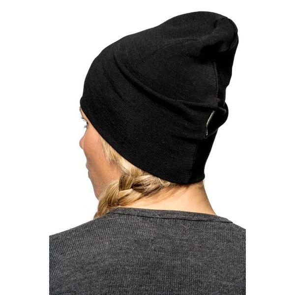 Bild von Woolpower Beanie LITE Mütze - schwarz