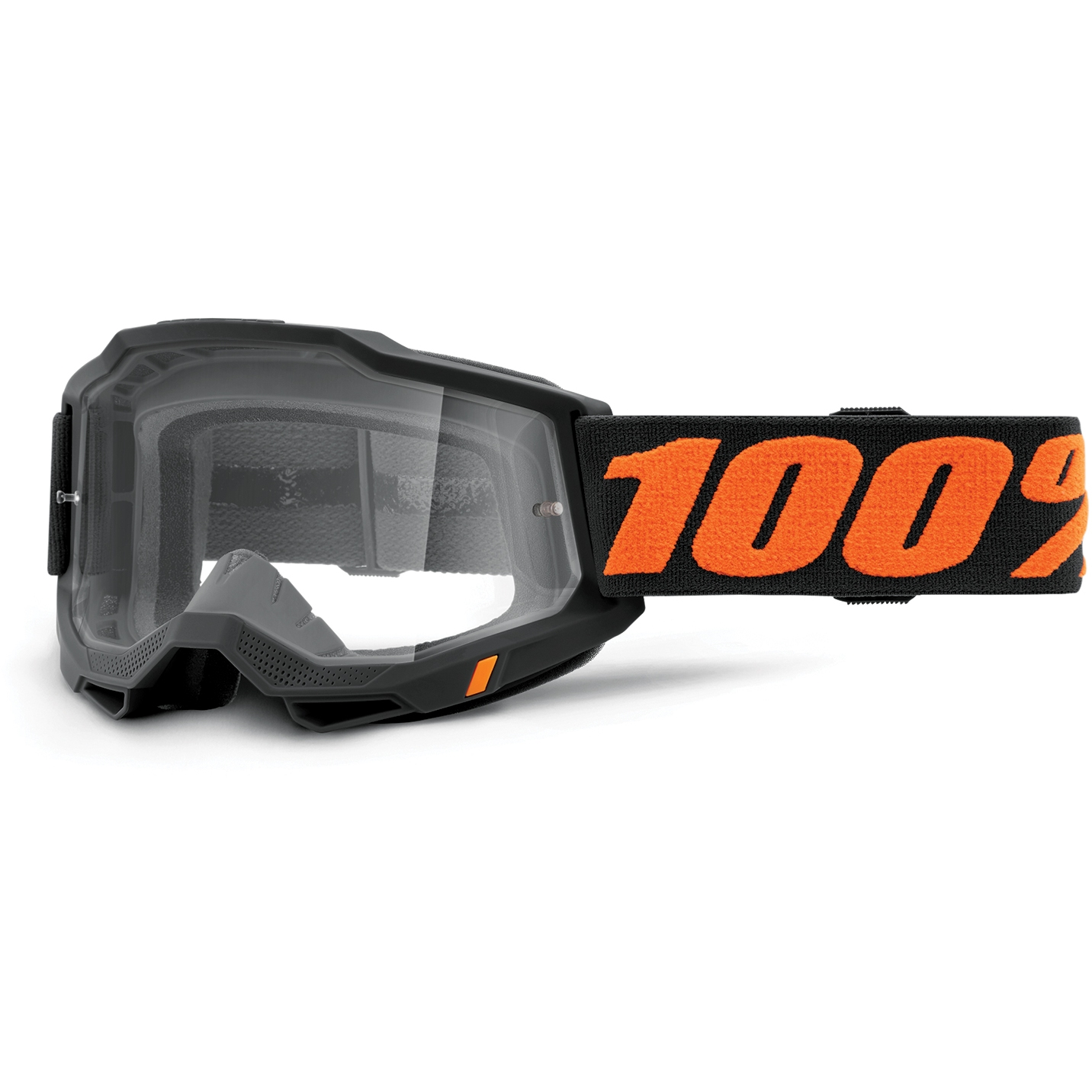 100% Accuri 2 Goggle Clear Lens Gafas - Chicago