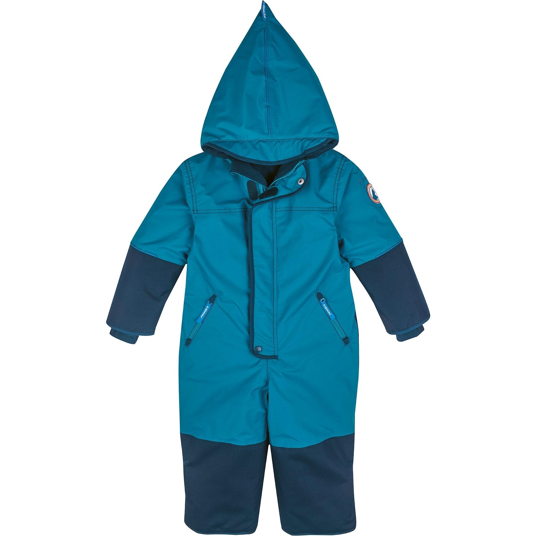 Finkid HUSKY HAALARI Kids Winter Overall 1213003 - seaport/navy