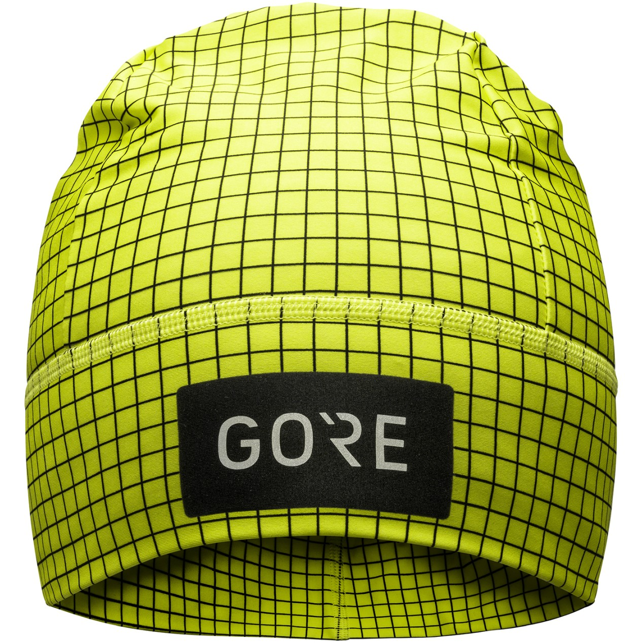 Foto de GORE Wear Grid Light Gorro de punto - amarillo neón/negro 0899