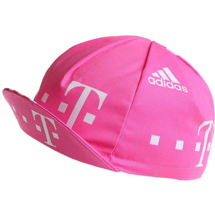 Apis Retro Style Team Cycling Cap - Telekom / T-MOBILE