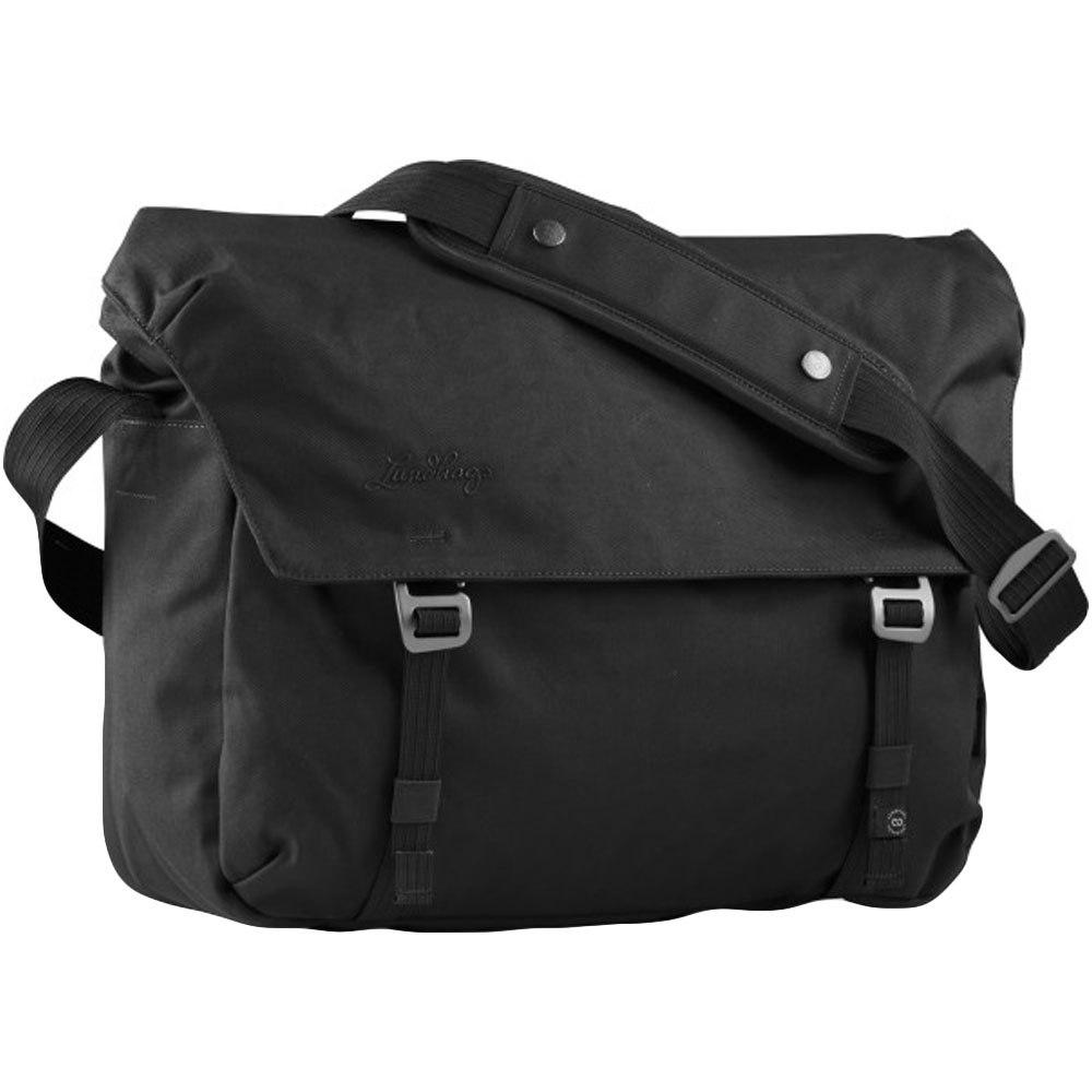 Lundhags Grett 15 Messenger Bag - Black 900