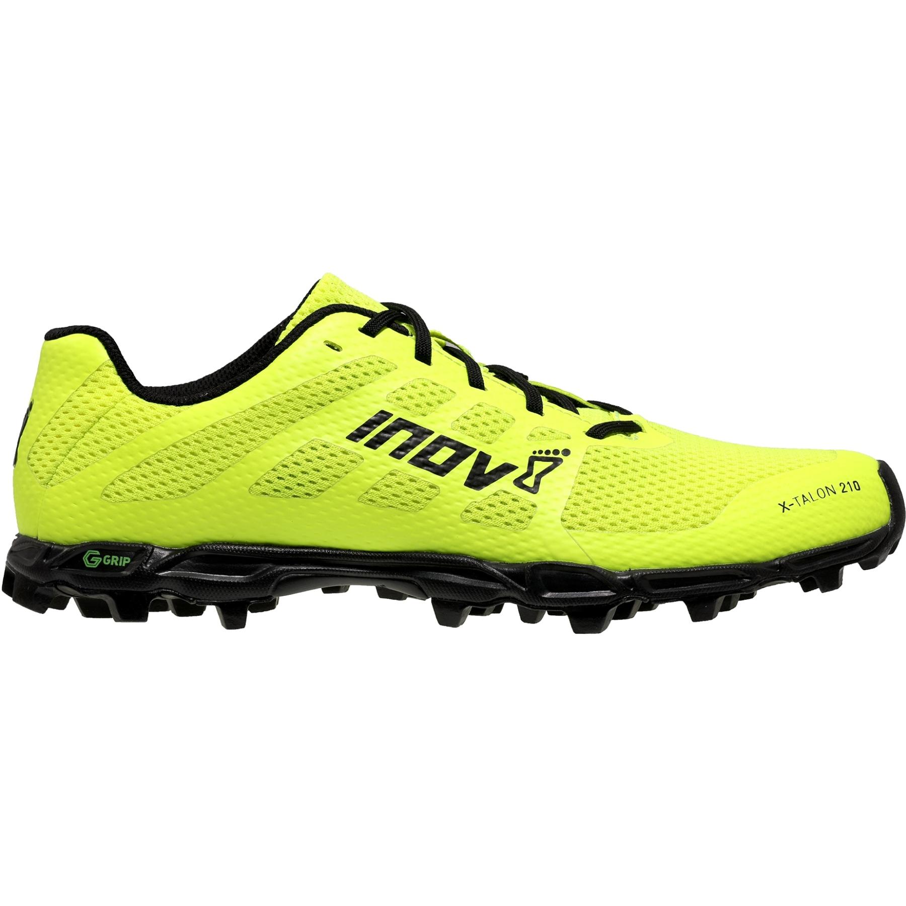 Produktbild von Inov-8 X-Talon™ G 210 V2 Trail Laufschuhe - yellow/black