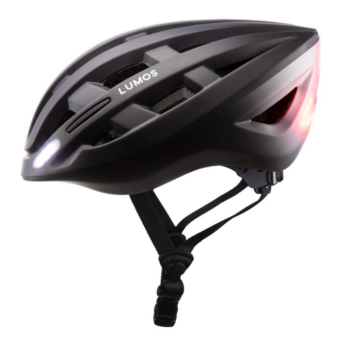 Lumos Kickstart Lite Helmet - Charcoal Black