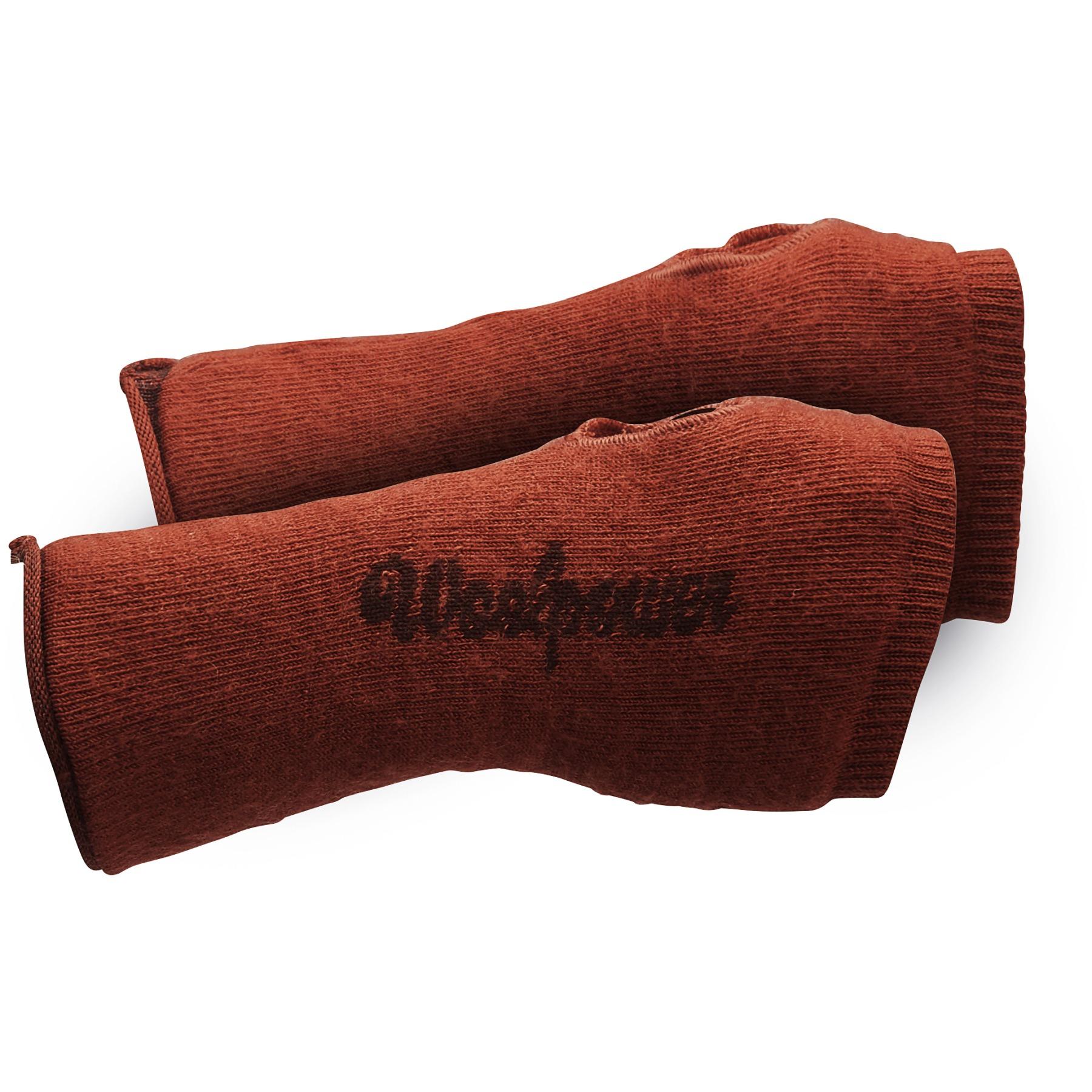 Woolpower Wrist Gaiter 200 - autumn red