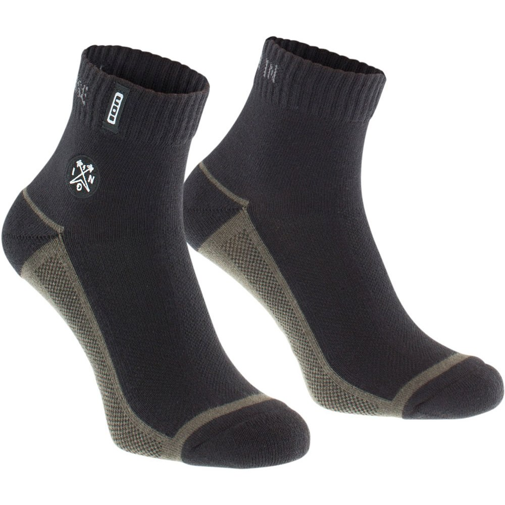 ION Bike Unisex Socks Paze - black