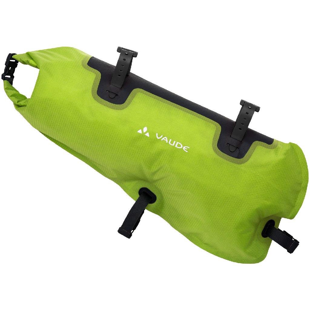 Vaude Trailframe Frame Bag - black/green